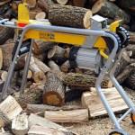 best electric log splitter, powerhouse wood splitter, electric wood splitter