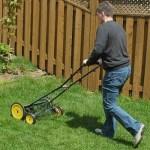 best reel mower, reel mower reviews , best manual reel lawn mower