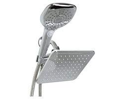 sunbeam shower head, Dual Shower Head