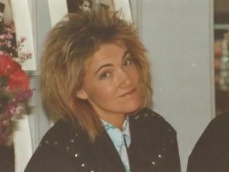 Marie Fredriksson 1986