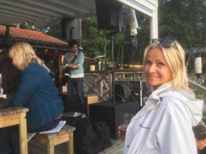Sjöboden, Djurönäset, Stockholm 6 augusti 2019