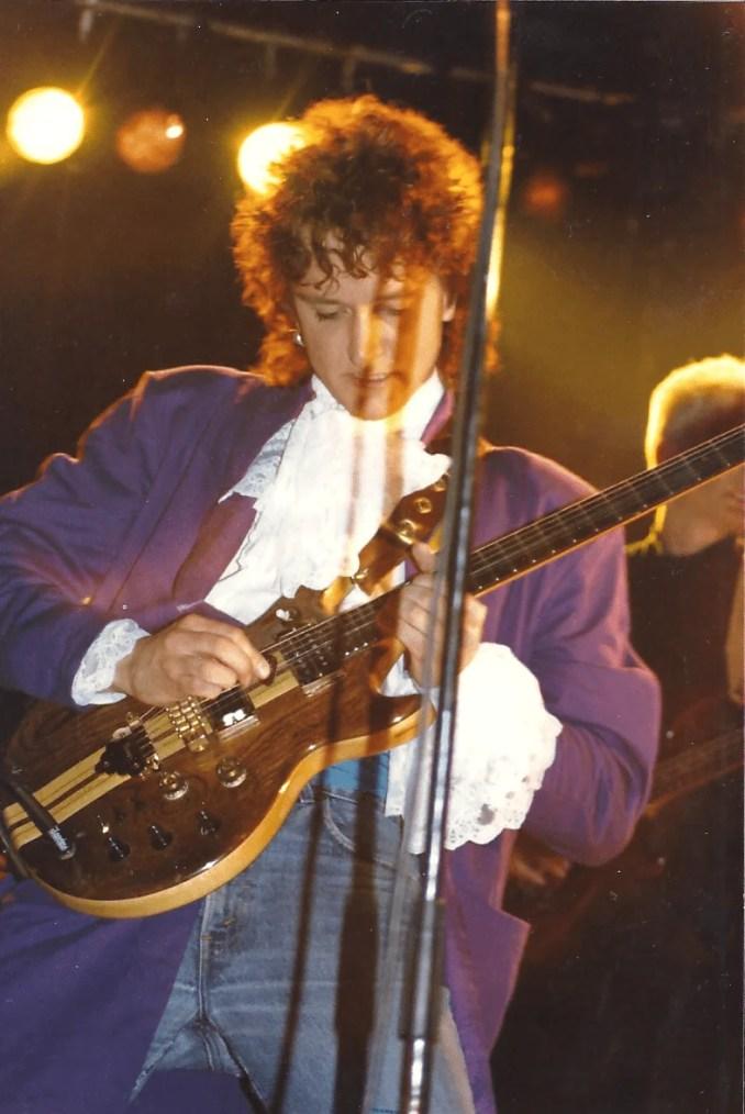 +1 på turne 1986