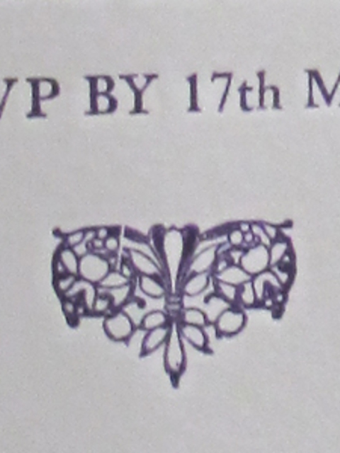 Save Date Cards Paperchase