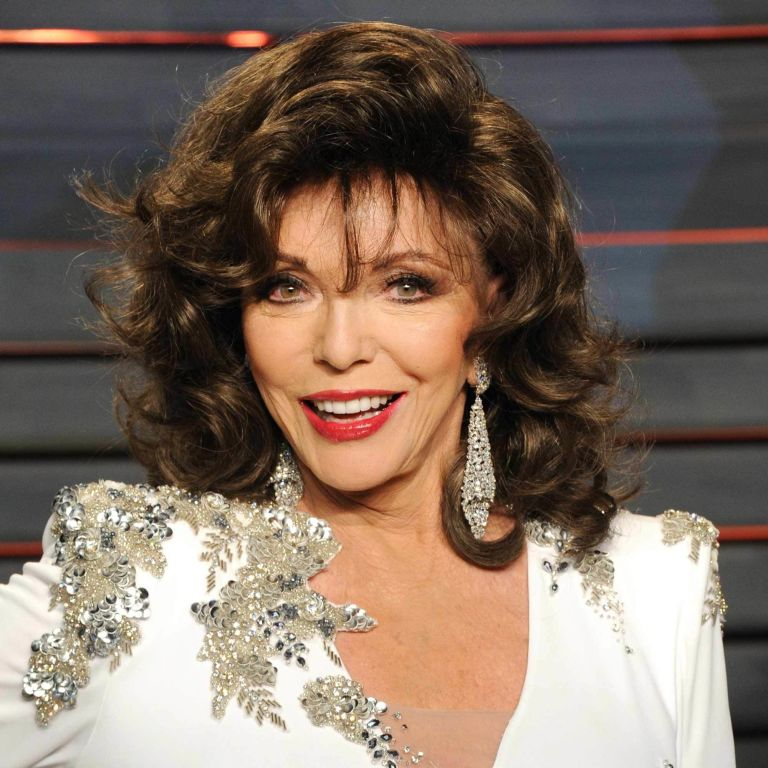Image result for dame joan collins