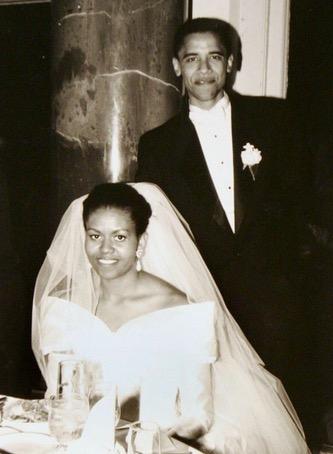 Michelle and Barack Obama | ELLE UK