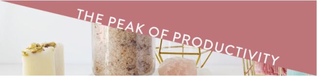 The Peak Blog