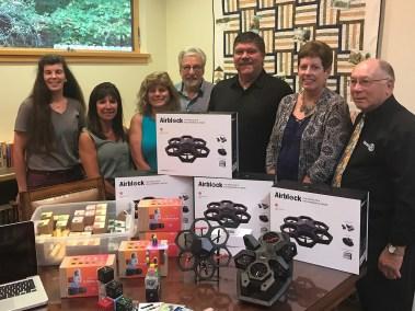 Rotary Grant Robotics