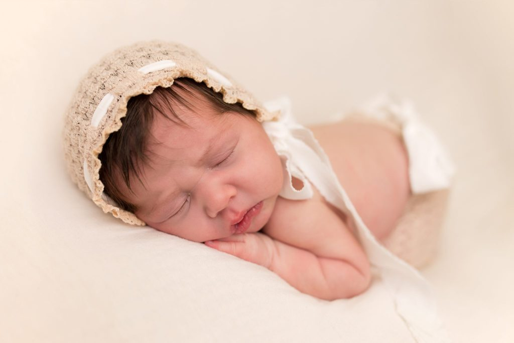 Baby Maya | In-Studio Newborn Session | Beachwood, Ohio