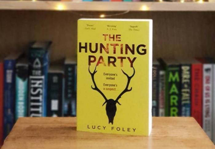 The Hunting Party by Lucy Foley