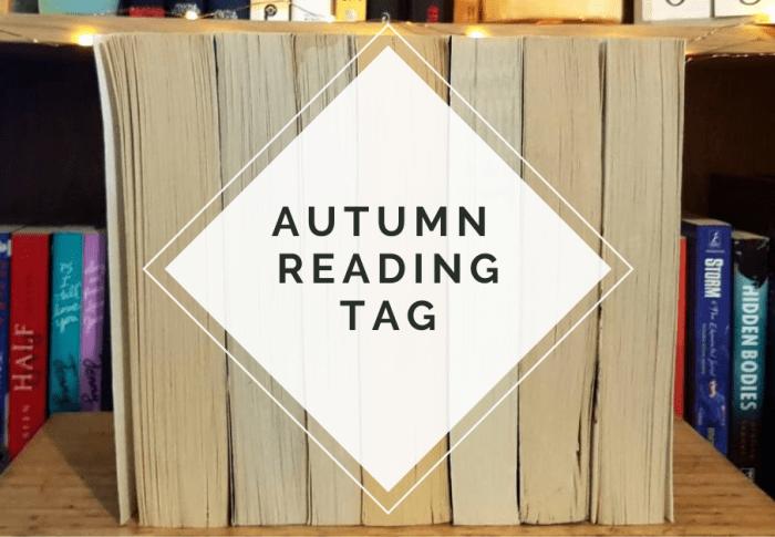Autumn Reading Tag