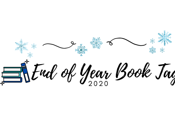 End of Year Book Tag 2020