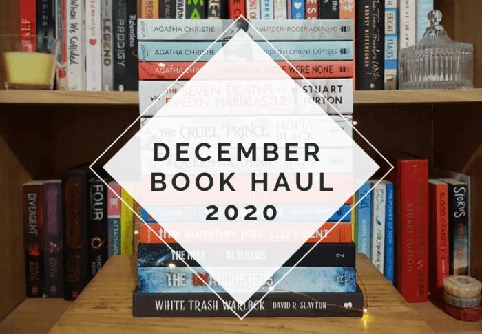 December Book Haul
