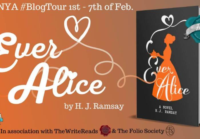 Ever Alice by H.J. Ramsay | Blog Tour