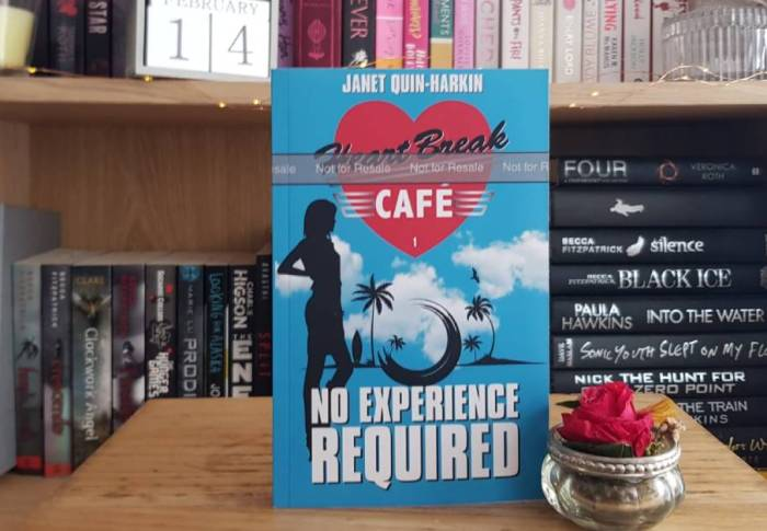 Heartbreak Cafe: No Experience Required by Janet Quin – Harkin