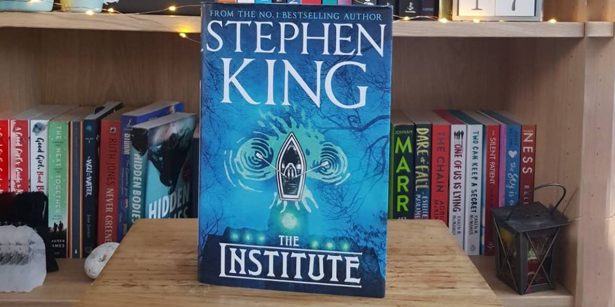 The Institute by Stephen King | Book Review