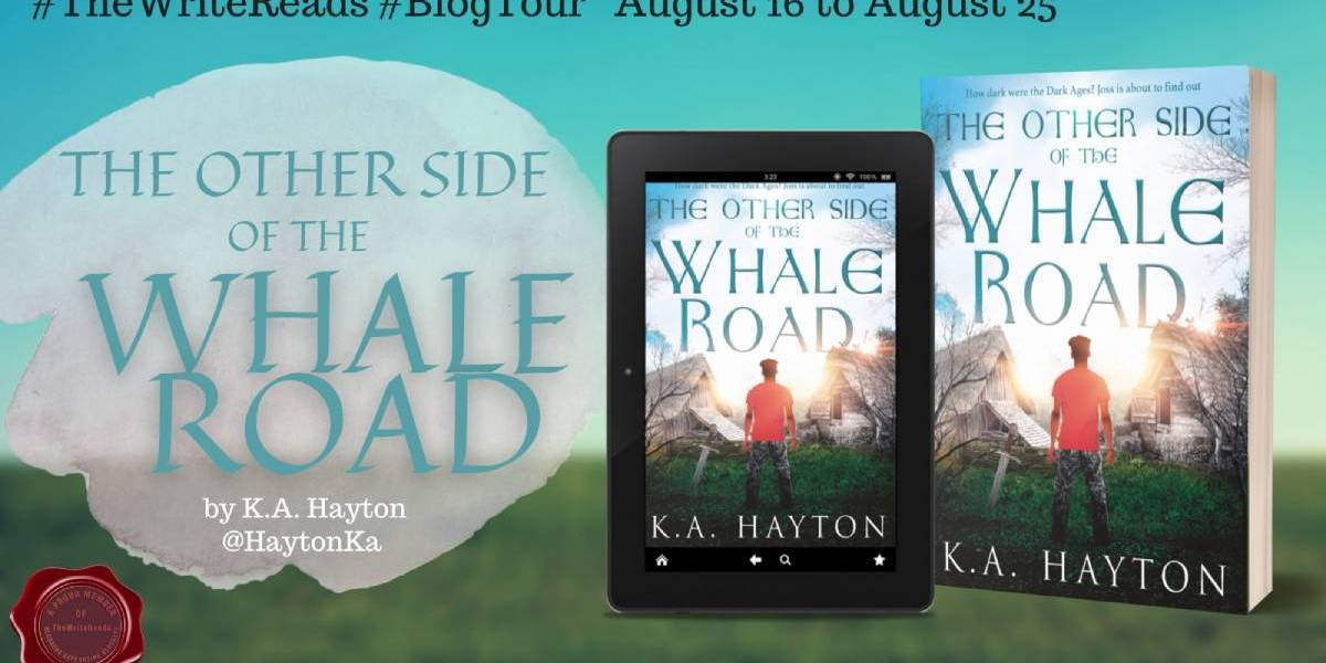 The Other Side of the Whale Road by K.A. Hayton | Blog Tour
