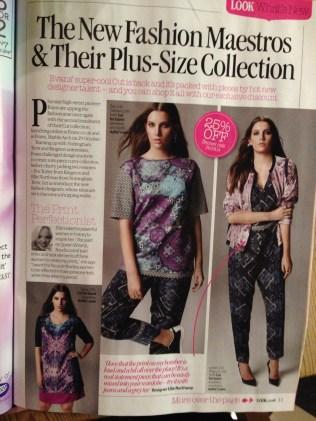 Look Magazine feature