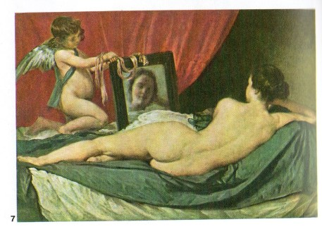 The Rokeby Venus. About 1650. National Gallery, London. P.192.
