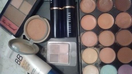 Makeup Used