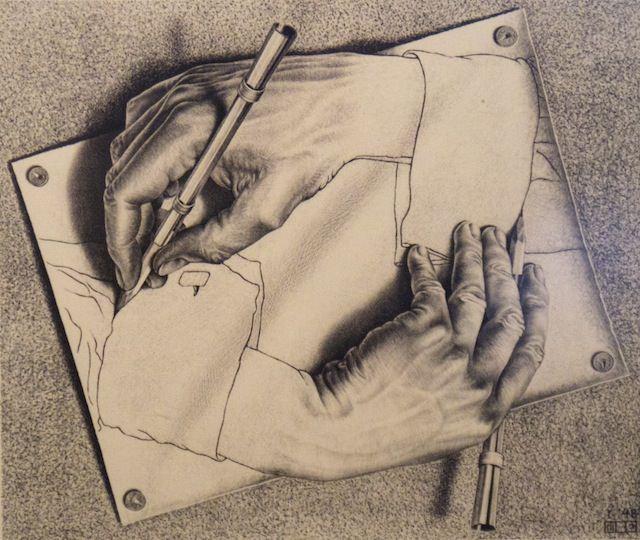 """""""Рисующие руки"""""""