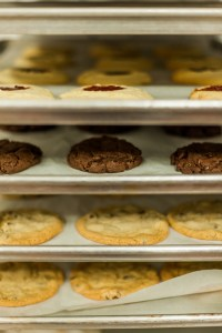 Get fresh pastries at Ellijay Coffee House