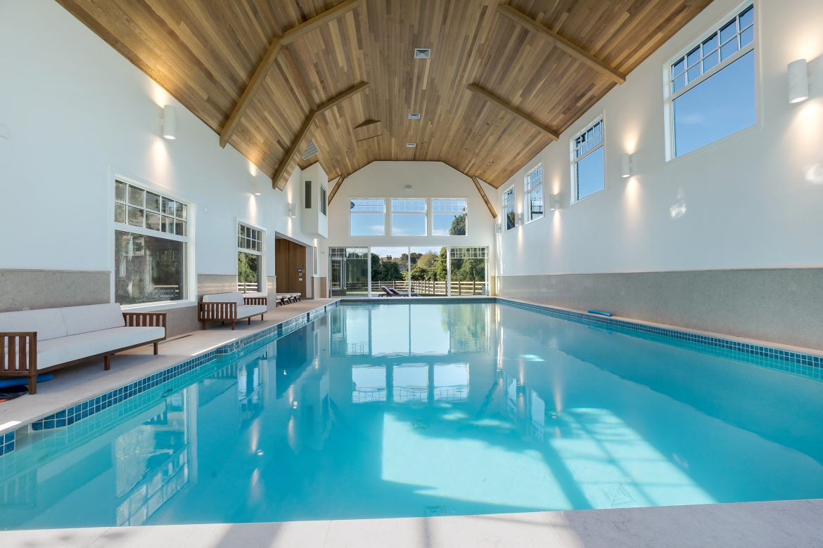 7 Homes Making A Splash With Indoor Pools