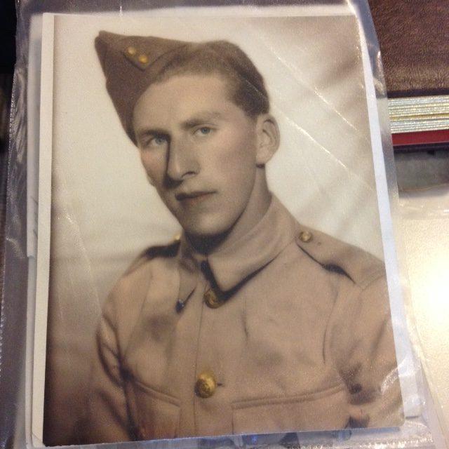 Canadian Jewish Soldier