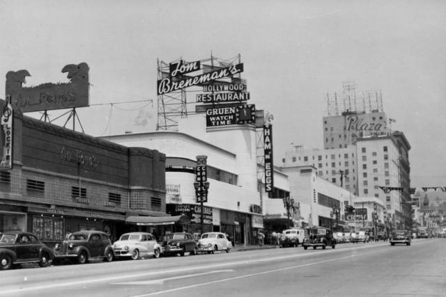 Tom Breneman's Hollywood Restaurant