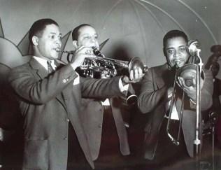 Duke in Fargo - Wallace Jones, Barney Bigard, Tricky Sam