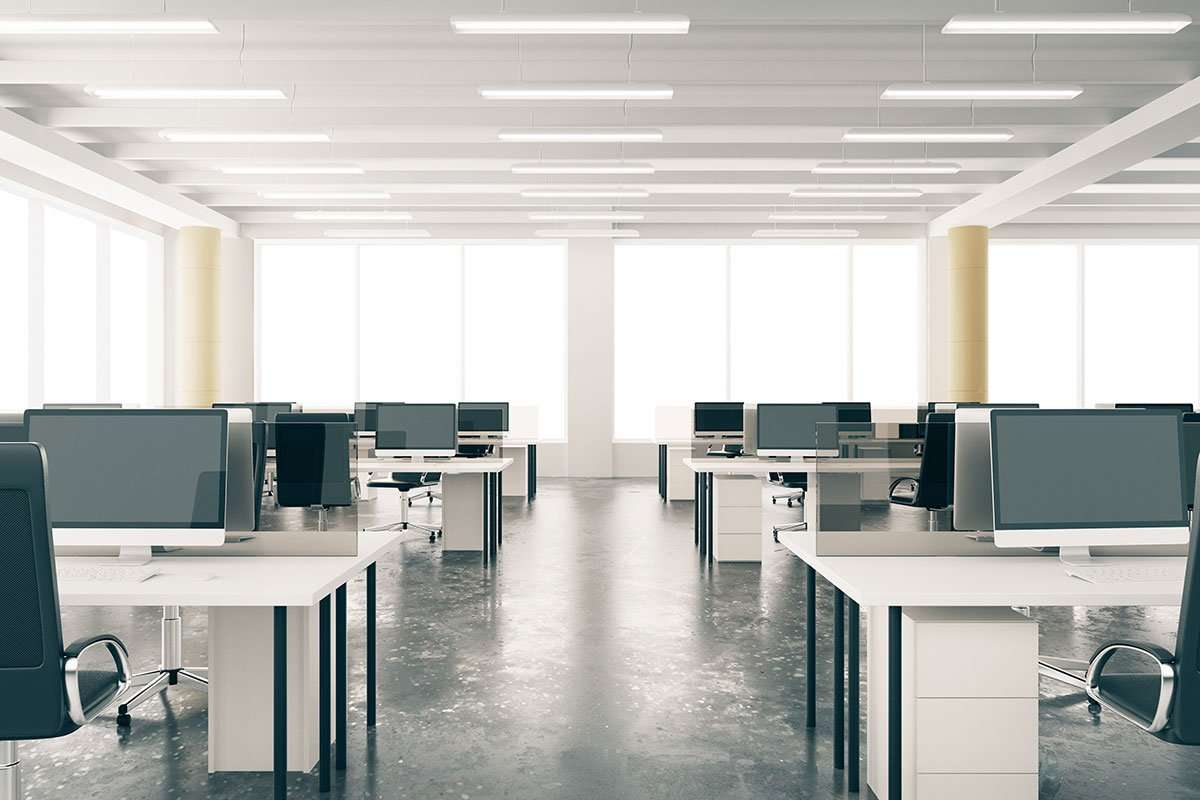 Are open concept offices working for Office design open concept