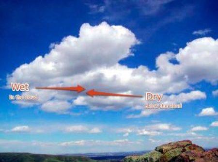 γιατι μερικα αεροπλανα δεν κανουν ιχνη συμπυκνωσης