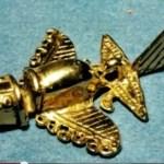 Ancient Aliens – Οι χρυσές φιγούρες της Τολίμα