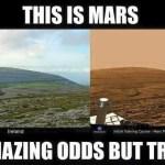Καταρρίπτεται – Η Ιρλανδία του Άρη! Η NASA μας δουλεύει «ψιλό γαζί»