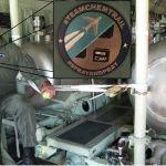 Οι αεροψεκαστές φορούν με υπερηφάνεια το σήμα TEAMCHEMTRAIL