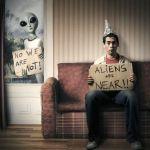 Aliens not found. Το βίντεο που δεν συγκαλύπτει απολύτως τίποτα.