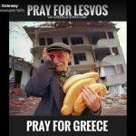 Προσευχήσου για την Λέσβο. Like farming