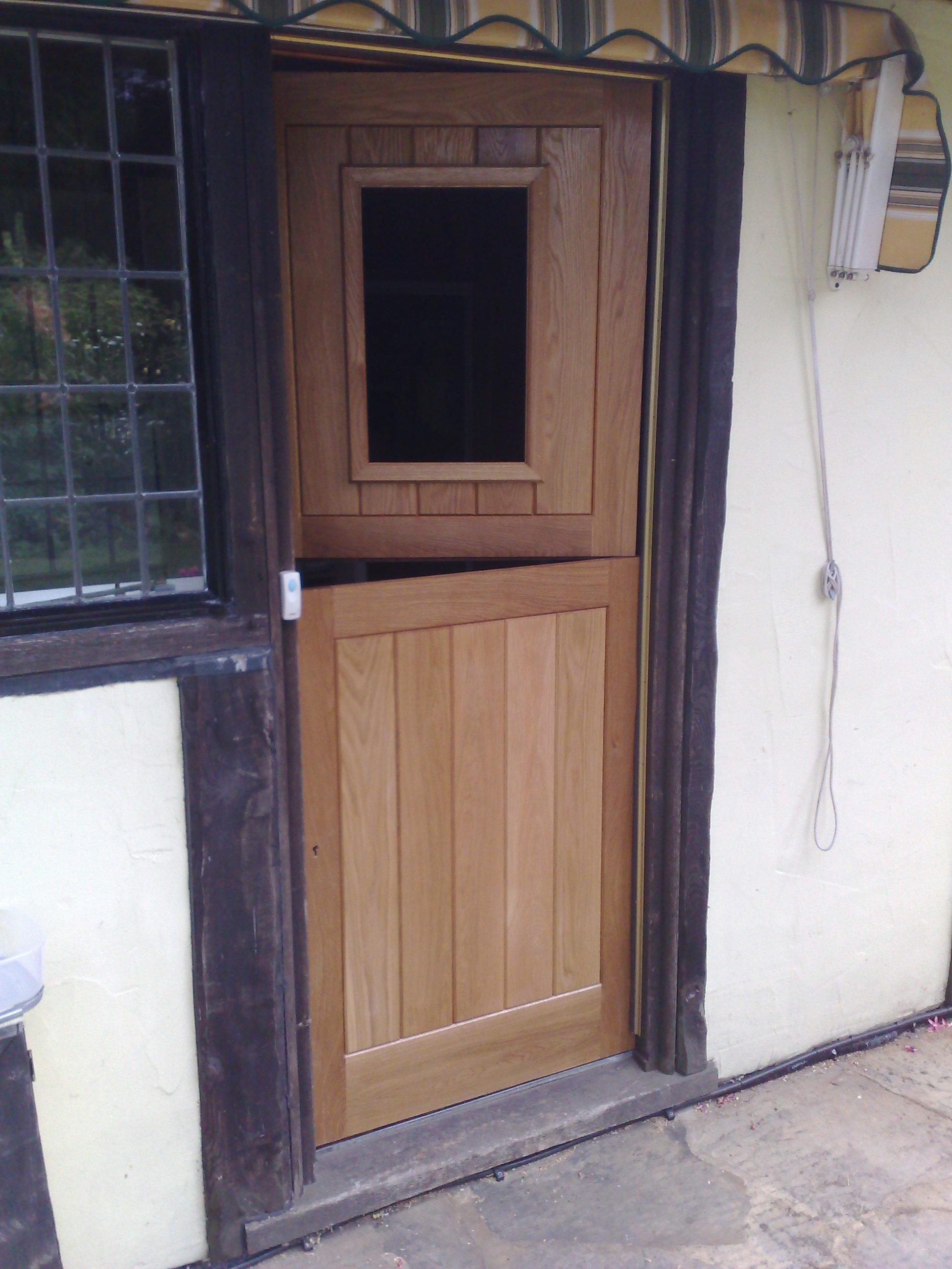 Oak Stable Door