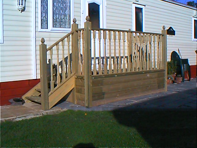Stairs & Decking