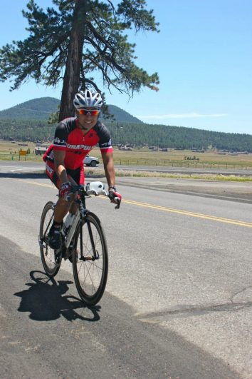 Riding in Flagstaff