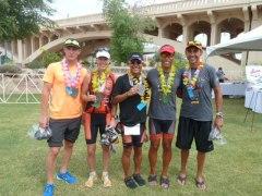 Nathans Triathlon - Awards