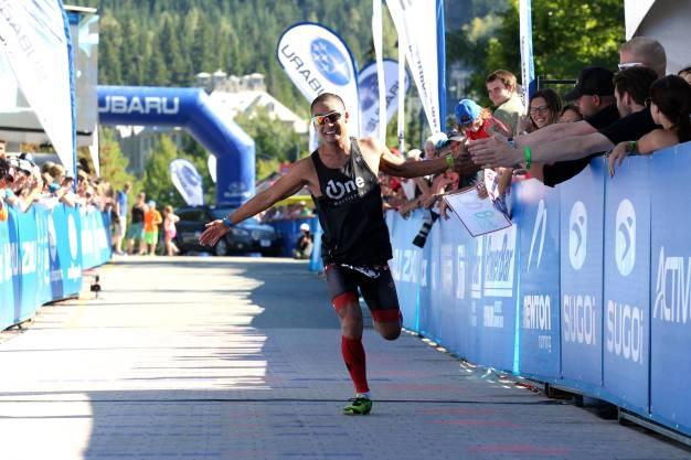 Run finish 2