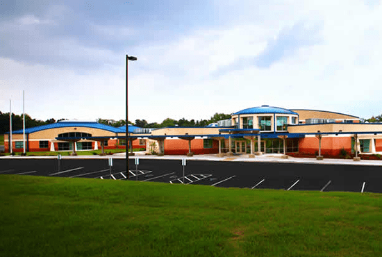 Cluster Springs Elementary School