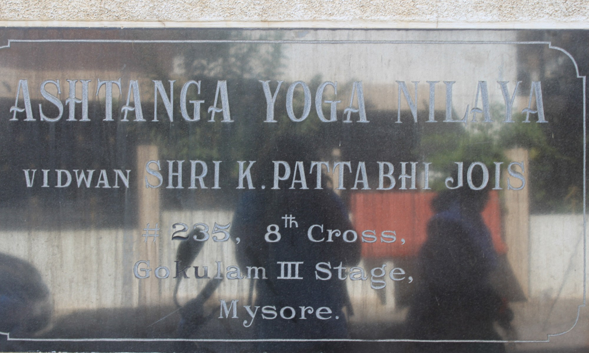 Jois Yoga Shala