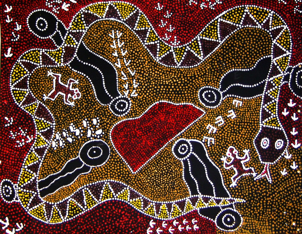 work from http://www.aboriginalworkshops.com/