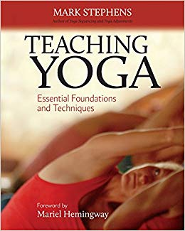 scaling back teaching yoga