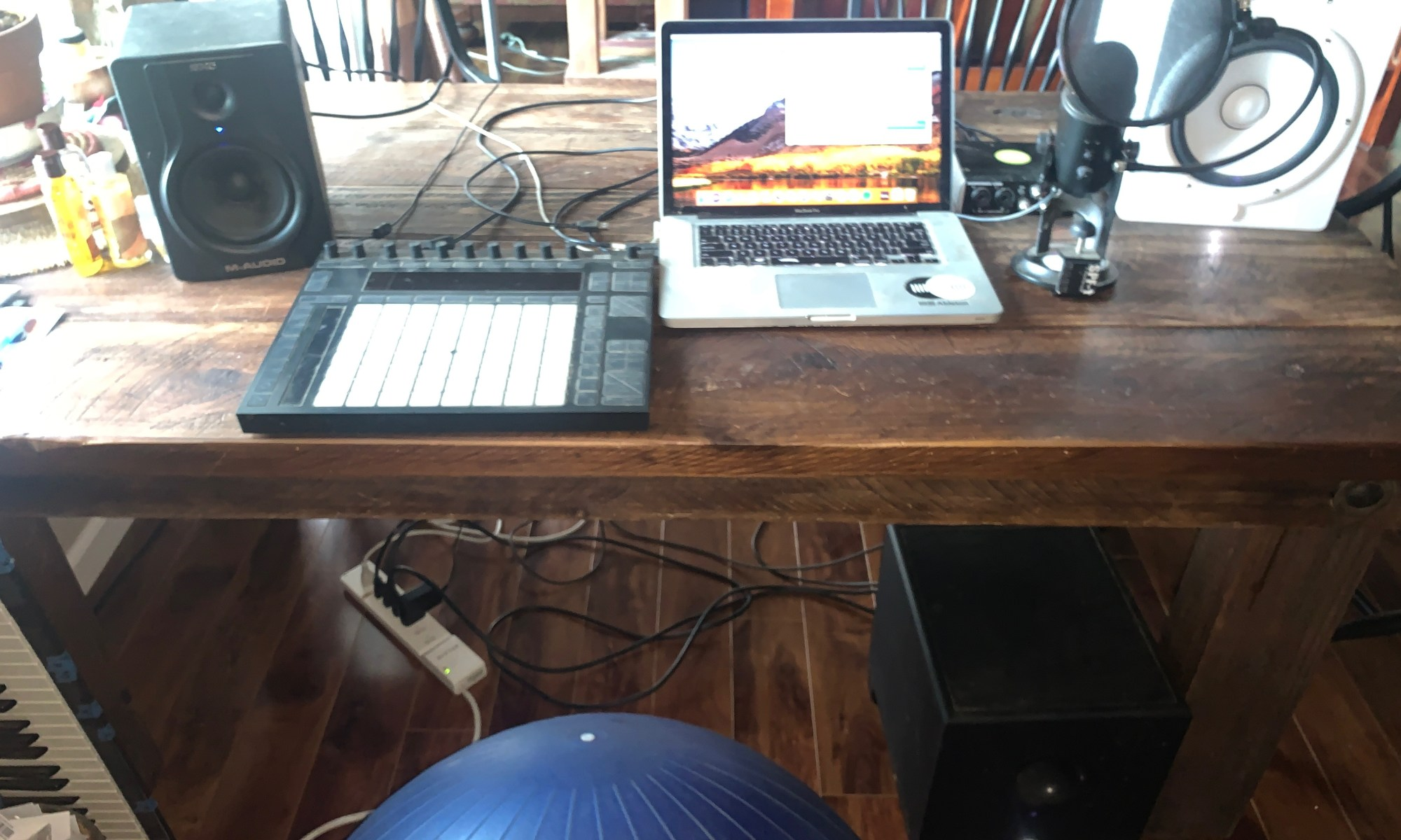 Independent Music Production Studio