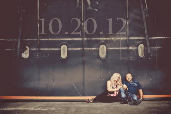 Leah & Charles {engagements}