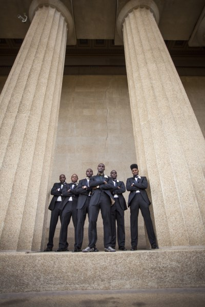 custom suits, groomsmen, groom