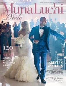 luxury wedding, munaluchi, summer, magazine, published
