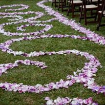 petal design aisle, nashville wedding designer , memphis wedding